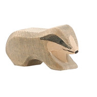 Ostheimer little badger.  2.5 cm high.  Made in Germany.