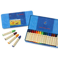Stockmar stick crayons 16 assorted