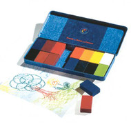 Stockmar block crayons 16 assorted