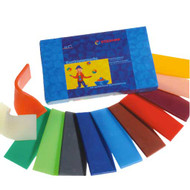 Stockmar modelling beeswax, 12 sheets