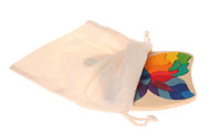 cotton bag for mini-puzzle, small