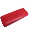 """Stylish Bliss Kiss™ Carrying Case - Keep all your tools safely in one spot. Fashionable, portable, durable. Your Bliss Kiss™ Carrying Case is a gorgeous red faux leather with the Bliss Kiss™ logo embossed on top. You'll quickly wonder how you ever lived without it! Dimensions: 6"""" wide x 1"""" tall x 2.25"""" deep."""
