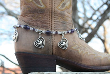 Boot Candy Sweetheart of the Rodeo in Violet