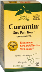 Curamin - Regular Strength - 60 cap