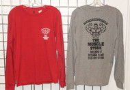 Muscle Store Long Sleeve T-Shirt