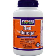 Red Omega - 90 softgels by Now Foods