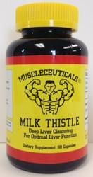 Muscleceuticals Milk Thistle