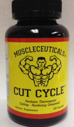 Muscleceuticals Cut Cycle. Cutting & Hardening Formula. Like 4 Products in 1.