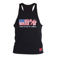 Gorilla Wear USA Tank Top Front