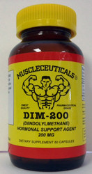 Muscleceuticals DIM-200