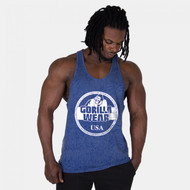 Mill Valley Tank Top by Gorilla Wear