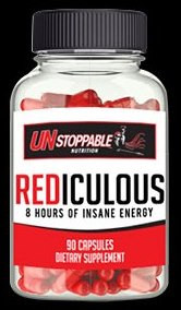 Unstoppable Nutrition Rediculous Fat Burner