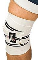 "Schiek Line Knee Wrap 78"""