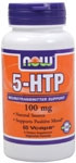 5-HTP 100 mg -60 cap by Now Foods