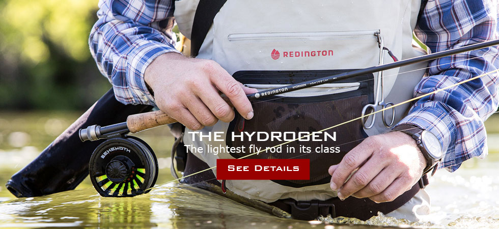 Hydrogen Fly Rod, Lightest in its class