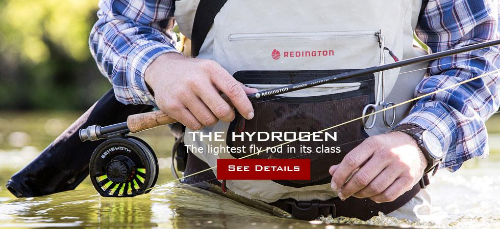 Hydrogen Fly Rod, Lightest in its class