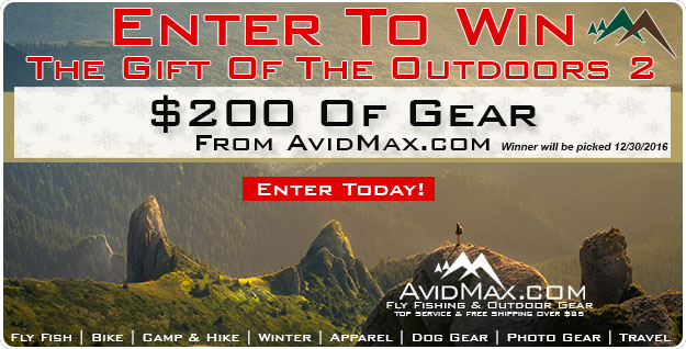 Enter to win the Gift Of The Outdoors 2 Giveaway! Enter Today!
