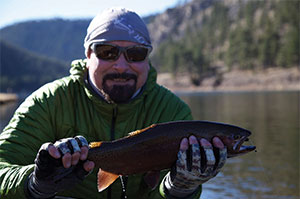 Buff Pro Series Angler Glove