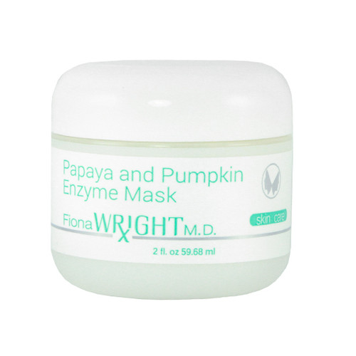 This creme base masque texturizes and smoothes the surface of the skin.