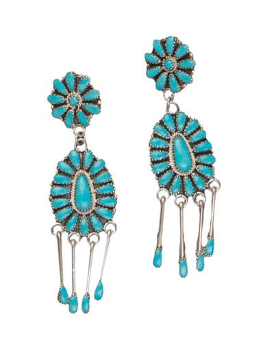 Tuquoise Earrings