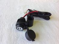 KITACO USB Universal Outlet, Handle Bar Mount 7/8