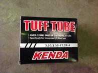 300/350 x 17  TUFF TUBE KENDA