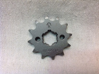 12 TOOTH FRONT SPROCKET CT110