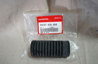 Foot Peg Rubber Honda CT110 / CT90