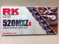 520 MXZ4  MOTORCROSS CHAIN RK RACING