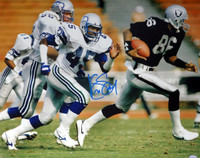Kenny Easley Autographed 16x20 Photo Seattle Seahawks