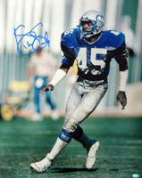 Kenny Easley Autographed 16x20 Photo Seattle Seahawks!