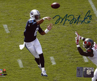 Marcus Mariota Autographed 8x10 Photo Tennessee Titans First Game MM Holo Stock #94938