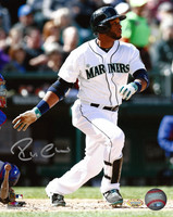 Robinson Cano Autographed 8x10 Photo Seattle Mariners