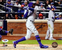 Dexter Fowler Autographed 8x10 Photo Chicago Cubs PSA/DNA