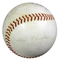 Sandy Koufax Autographed NL Giles Baseball Los Angeles Dodgers Vintage Signature JSA #X08811