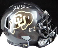 Paul Richardson Autographed Colorado Buffaloes Mini Helmet MCS Holo
