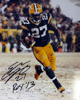 """Eddie Lacy Autographed 16x20 Photo Green Bay Packers """"ROY '13"""" PSA/DNA Stock"""