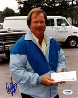 This is an 8x10 Photo that has been hand signed by Craig Stadler.  It has been authenticated by PSA/DNA and comes with their sticker and matching certificate.