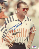 Mike Ditka Autographed 8x10 Photo Chicago Bears PSA/DNA Stock