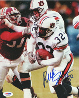 Rudi Johnson Autographed 8x10 Photo Auburn PSA/DNA #S35182