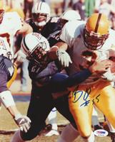 Lance Briggs Autographed 8x10 Photo Arizona PSA/DNA #S35218