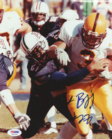 Lance Briggs Autographed 8x10 Photo Arizona PSA/DNA #S35536