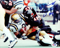 Nick Barnett Autographed 8x10 Photo Oregon State PSA/DNA #S43693