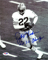 "Dwight Hicks Autographed 8x10 Photo San Francisco 49'ers ""2x SB Champs"" PSA/DNA Stock"