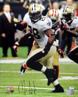 Mark Ingram Autographed 16x20 Photo New Orleans Saints PSA/DNA RookieGraph Stock