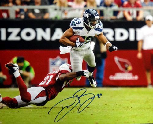 Doug Baldwin Autographed 16x20 Photo Seattle Seahawks