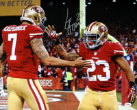 LaMichael James Autographed 16x20 Photo San Francisco 49'ers PSA/DNA