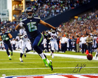 Jermaine Kearse Autographed 16x20 Photo Seattle Seahawks