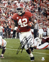Eddie Lacy Autographed 16x20 Photo Alabama Crimson Tide PSA/DNA