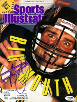 Burt Grossman Autographed Sports Illustrated Magazine San Diego Chargers PSA/DNA
